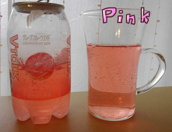 VTALK ピンクグレープフルーツ