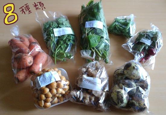 なごみ農園 野菜セット