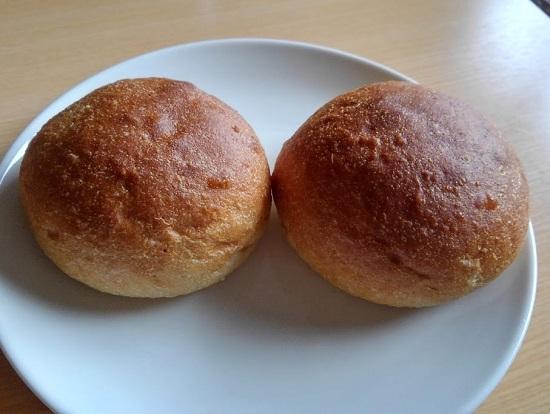 玄米ペーストパン