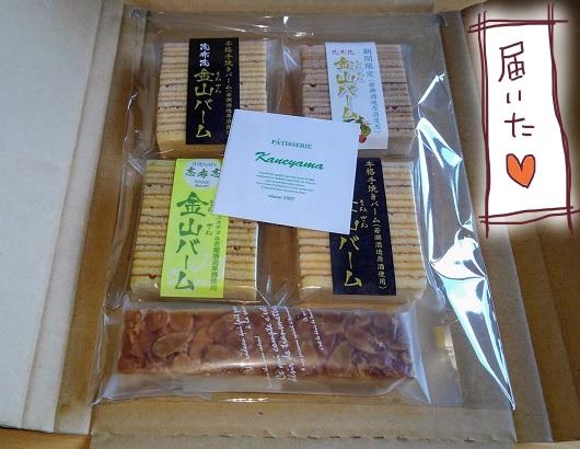 ケーキハウスカネヤマ お試し焼き菓子セット