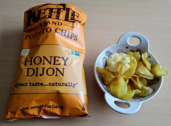 ハニーディジョン Kettle Foods ポテトチップス