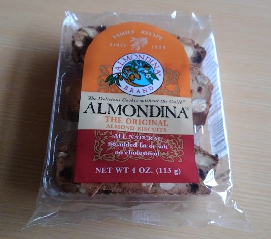 Almondina, オリジナル・アーモンドビスケット