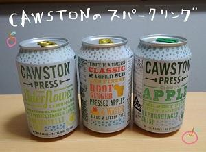 CAWSTON スパークリング