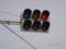 電材薄型(電球式とLED式矢印)