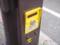 デザイン柱と押ボタン箱一体型