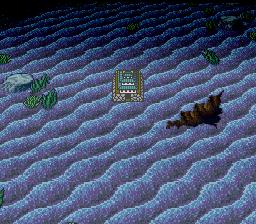海底の裂け目