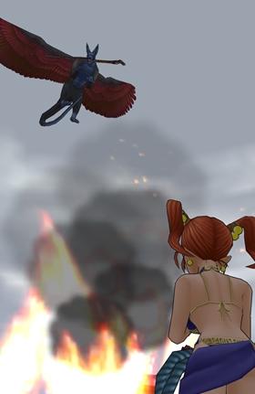 飛行能力を獲得