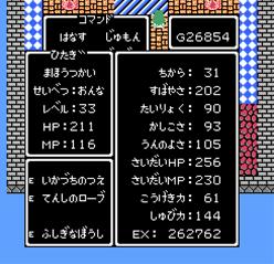 魔法使いLv33