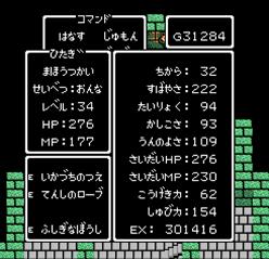 魔法使いLv34