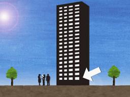 高層ビルには違いない