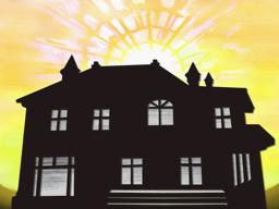 日当たりの良い家
