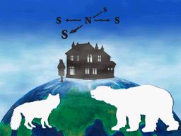 北極点の家