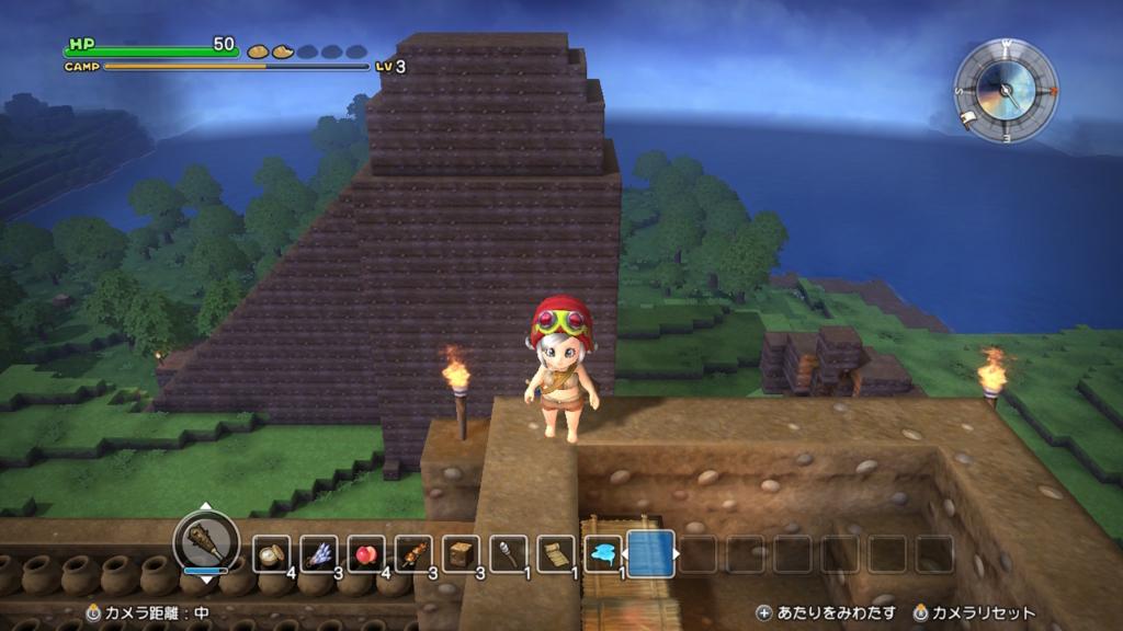 ピラミッド建造