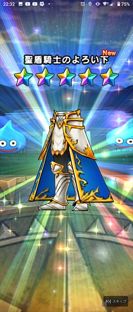 聖盾騎士のよろい下