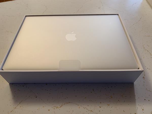 新しい MacBook Air