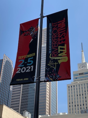 2021 Riverfront Jazz Festival in Dallas, Texas