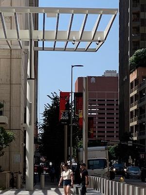 ダダラスの中心街