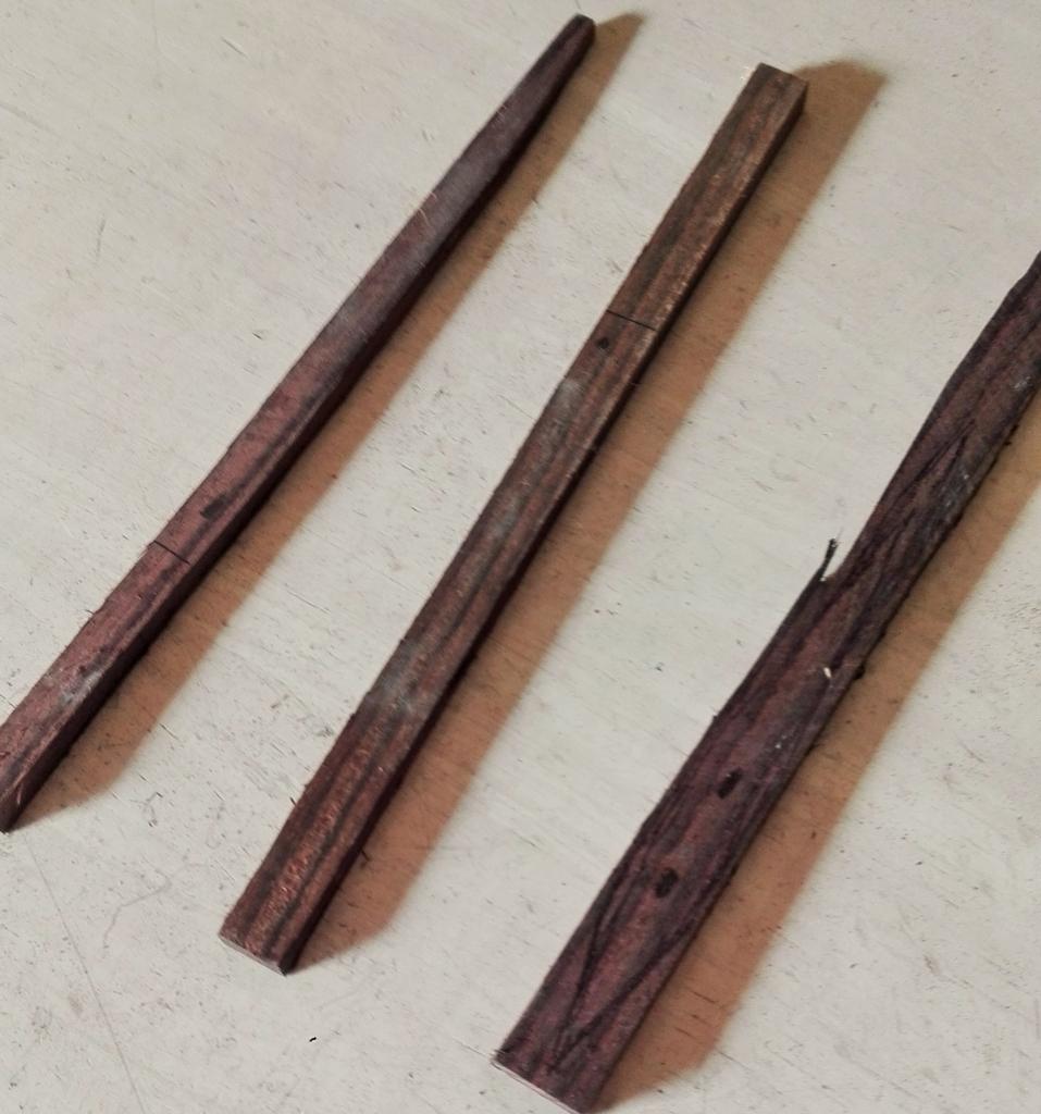 ノールビンドニング用の針の材料
