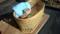 水切りカゴ(皮付き)