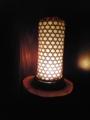 六目編み 照明器具