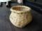 捻り編み花器