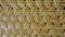 交色3本組麻の葉編み