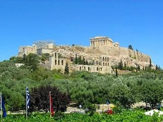 アテネ・アクロポリス(パルテノン神殿)@ギリシャ
