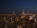 [NYC]マンハッタン夜景