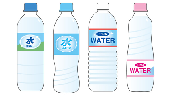飲料水(防災用保存水)