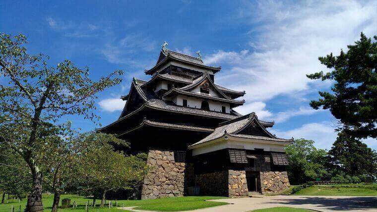 松江城のハートを解説