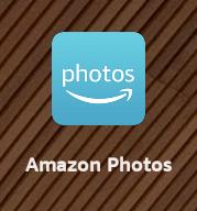 Amazon Photosのアイコン