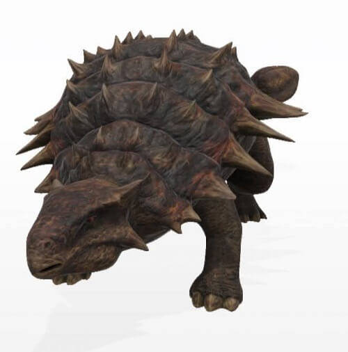 アンキロサウルス(Google)