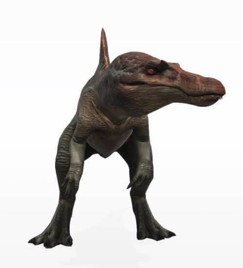 スピノサウルス(Google)