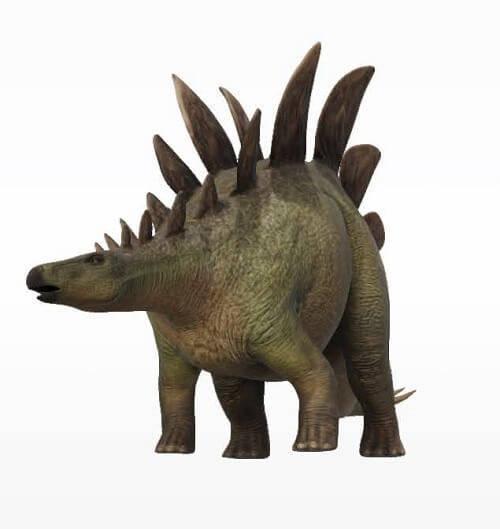 ステゴサウルス(Google)