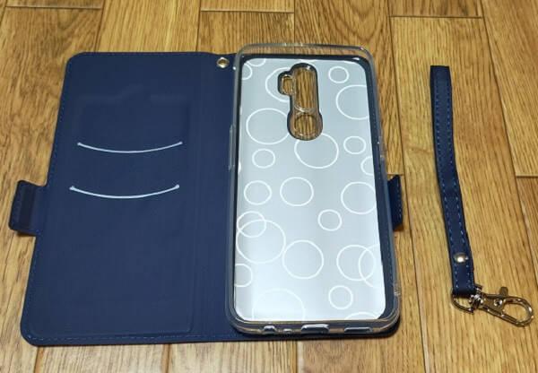OPPO おススメ手帳型カバー