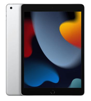 iPad9世代のシルバー
