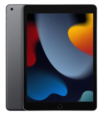 iPad9世代のスペースグレイ