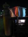 京都新聞写真コンテスト 三条大橋掲示板に宇宙から信号着信アリ!