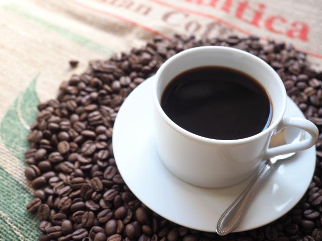 ネスカフェゴールドブレンドバリスタで淹れたコーヒー