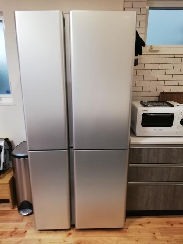 冷蔵庫の外観