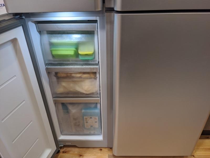 冷凍室 左