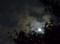 京都新聞写真コンテスト 群雲の隙間から