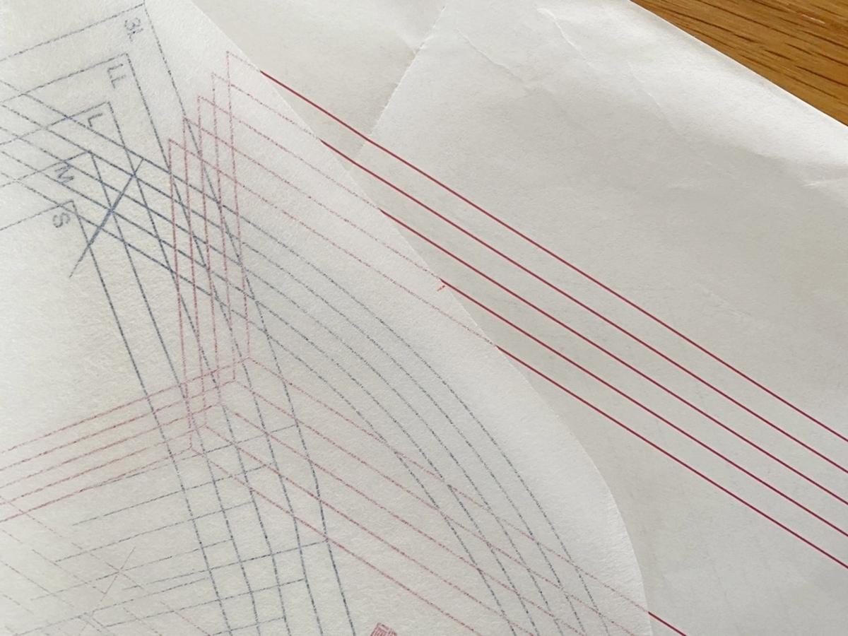 型紙用 不織布 ハンドメイド