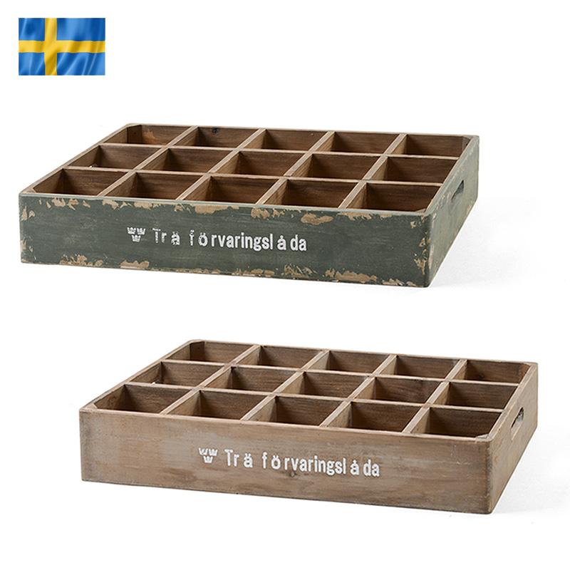 スウェーデン軍 コレクションウッドボックス 価格:3,570円|タップで商品ページへ|
