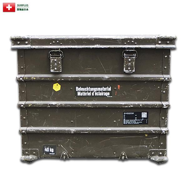 スイス軍 A-10 EDAK社製 アルミボックス 価格:30,430円|タップで商品ページへ|