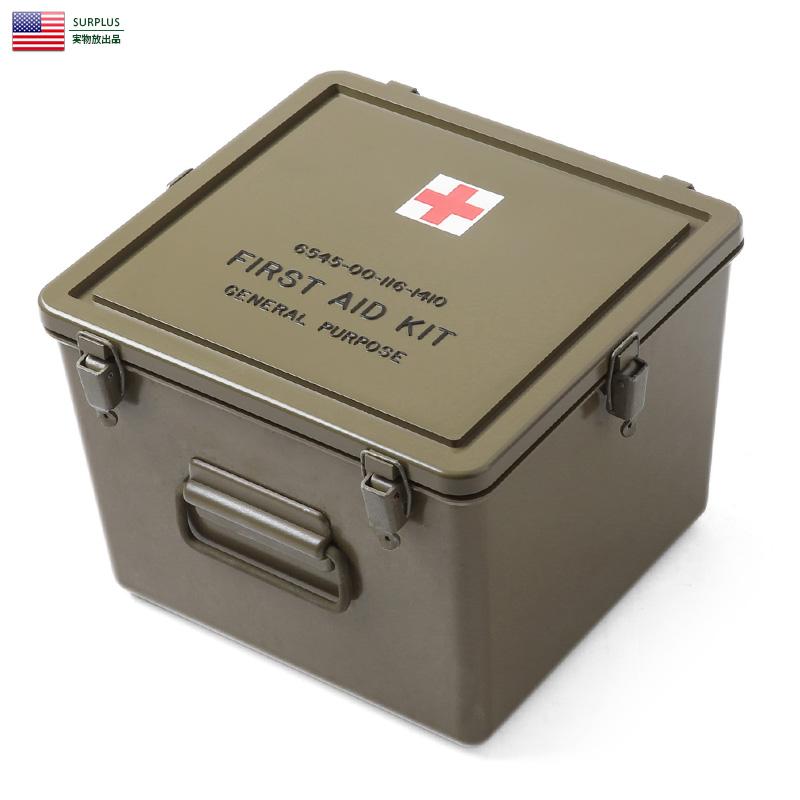 実物 新品 米軍 プラスチック メディカルボックス 価格:4,800円