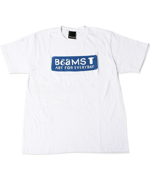 Short-Sleeve T-shirts(ショートスリーブT)のBEAMS T / Parra ART FOR EVERYDAY TEE 2(Tシャツ・カットソー)|ホワイト
