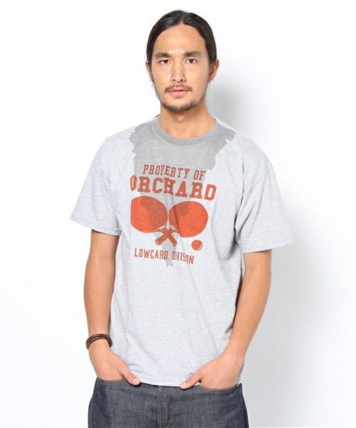 BEAMS(ビームス)のORCHARD / Warrior Tee(Tシャツ・カットソー)|グレー