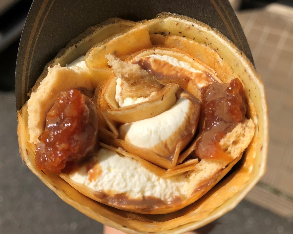 PÄRLA(パーラ) ロイヤルミルクティー 焼きリンゴ