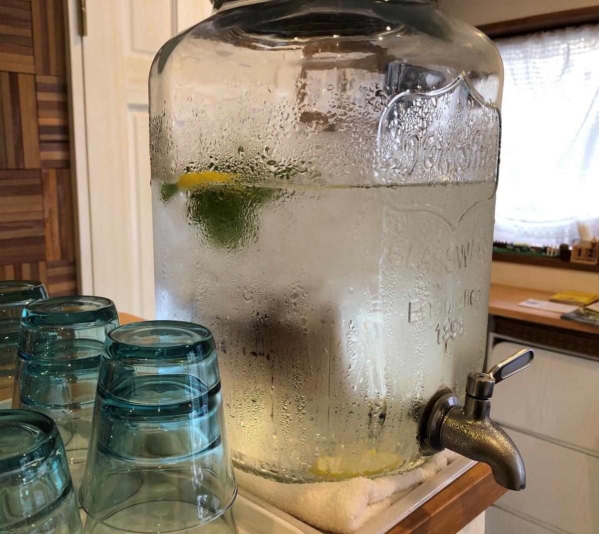 レティエ(LAITIER) レモン水